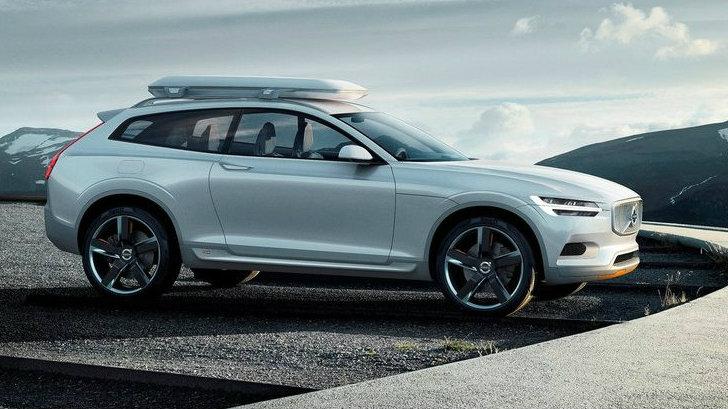 Second Gen Volvo Xc90 To Go On Sale In 2015 Autoevolution
