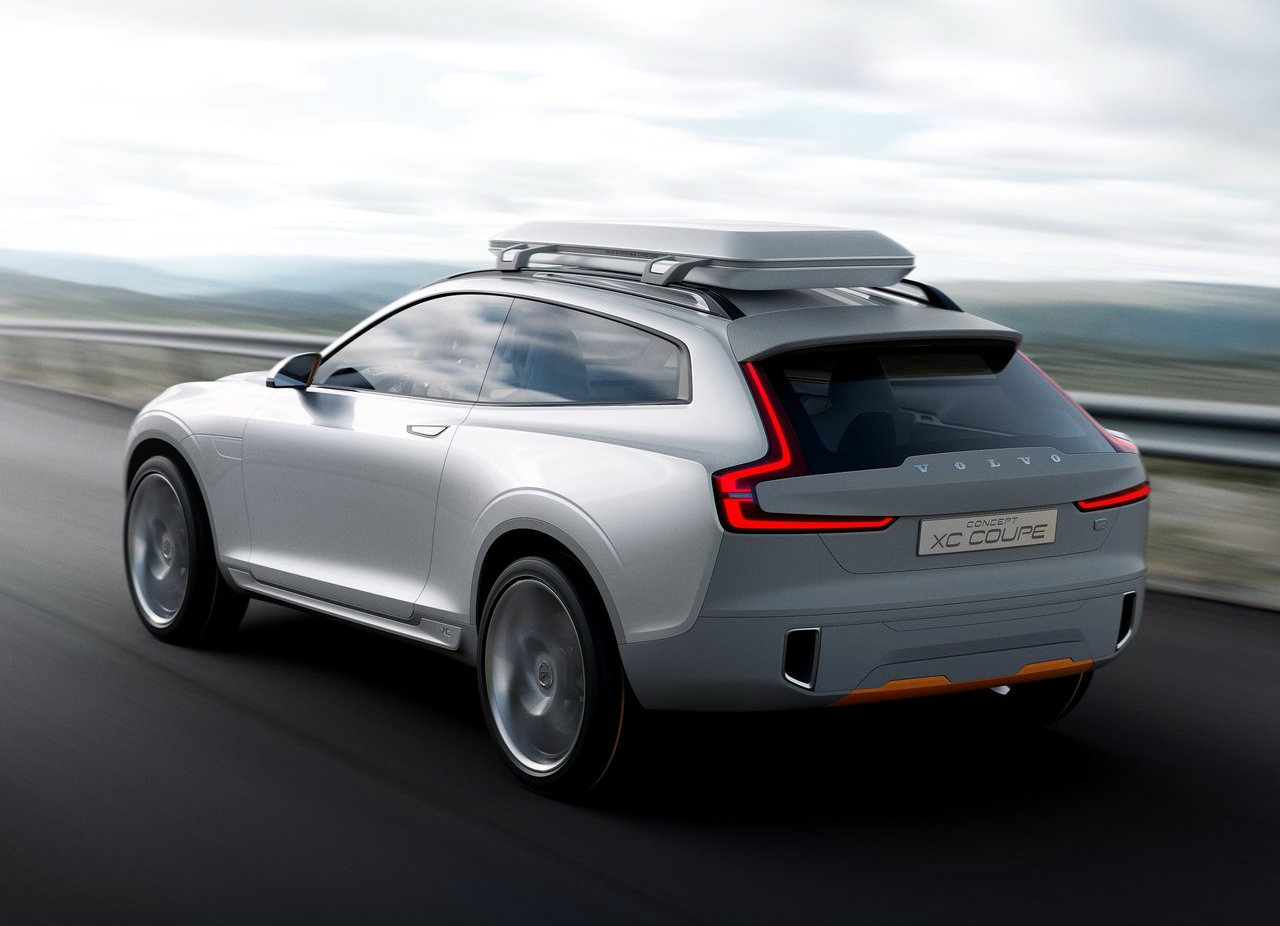 Second-Gen Volvo XC90 to Go On Sale in 2015 - autoevolution