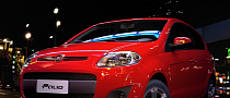 Second Generation 2012 Fiat Palio Unveiled [Photo Gallery]