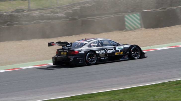 Second Race, Second Podium for BMW in the 2013 DTM Championship