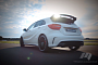 See an A 45 AMG Get Track Tested in Australia [Video]
