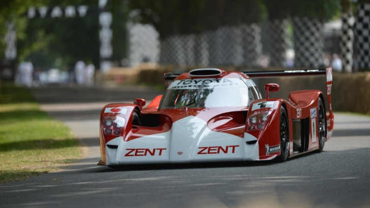 See Toyota at the Goodwood Festival of Speed [Video][Photo Gallery]