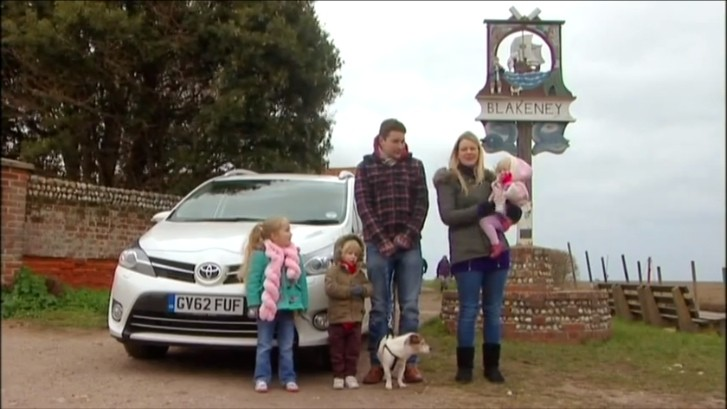 See Why a UK Family Loves the New Toyota Verso [Video]