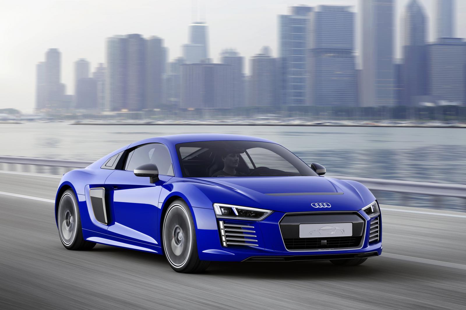 Self-Driving Audi R8 e-tron Concept Unveiled: I, Robot RSQ ...