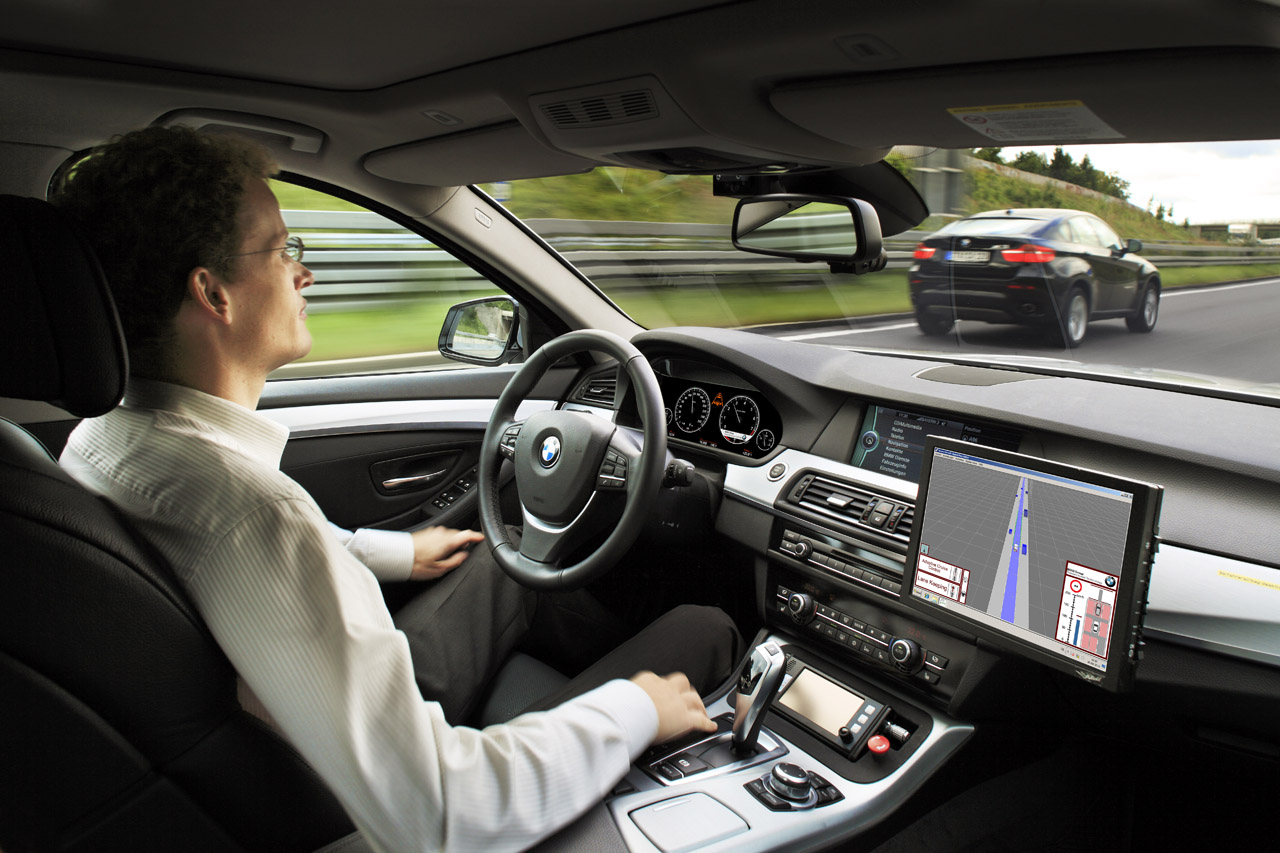 SelfDriving Car Regulations To Become More Permissive Soon - Car driver