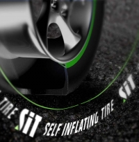 The Self-Inflating Tire system