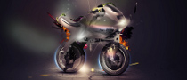 Self Reconfiguring UNO Motorcycle to Enter Mass Production