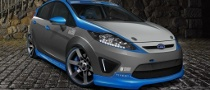 SEMA 2010 Custom Ford Fiestas Previewed