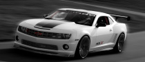 SEMA 2010: Four New Chevrolet Camaros
