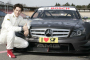 Senna Concludes First Test with Mercedes C-Klasse at Hockenheim
