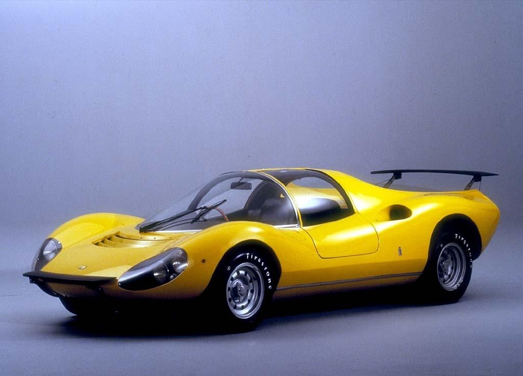 Sergio Pininfarina One Of The Fathers Italian Car Design