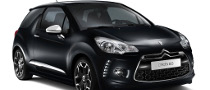 Serie Noire Edition for the Citroen DS3 and C5