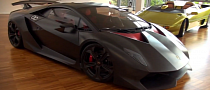 Sesto Elemento Filmed at the Lamborghini Museum [Video]