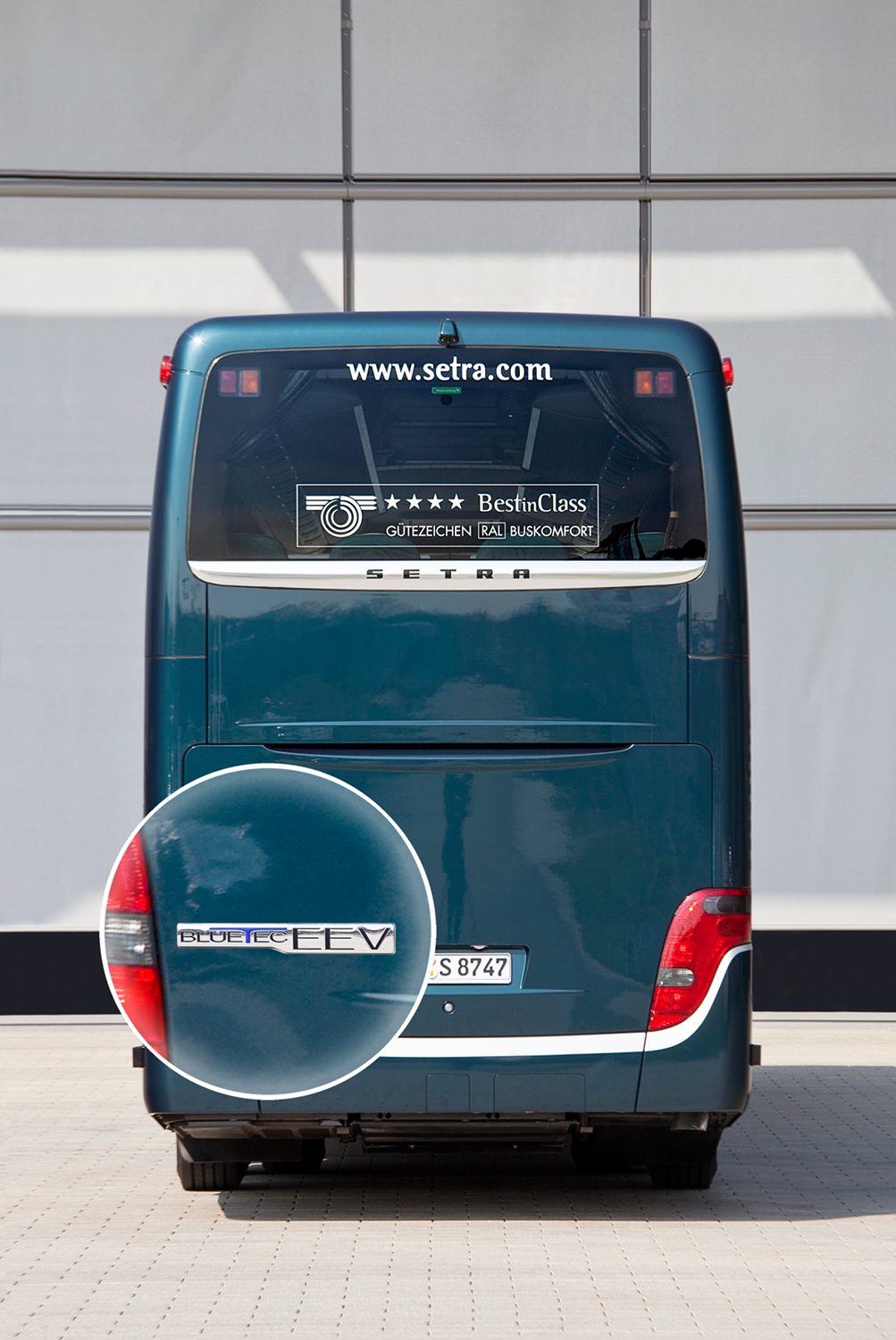 Setra Busses Meet Eev Standards Without Particulate Filters Autoevolution
