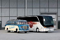 History of the modern-day Setra began 60 years ago