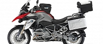Shad Offers Complete Side and Top Case System for 2013 BMW R1200GS