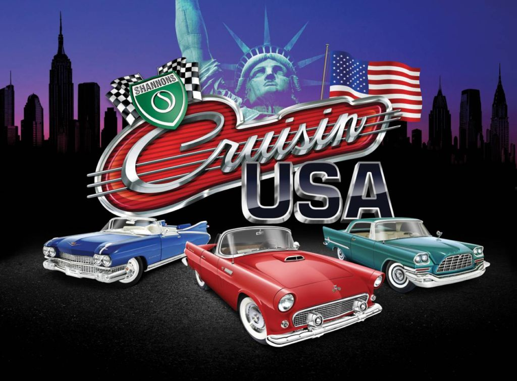Shannons Cruisin USA Holiday Up for Grabs - autoevolution