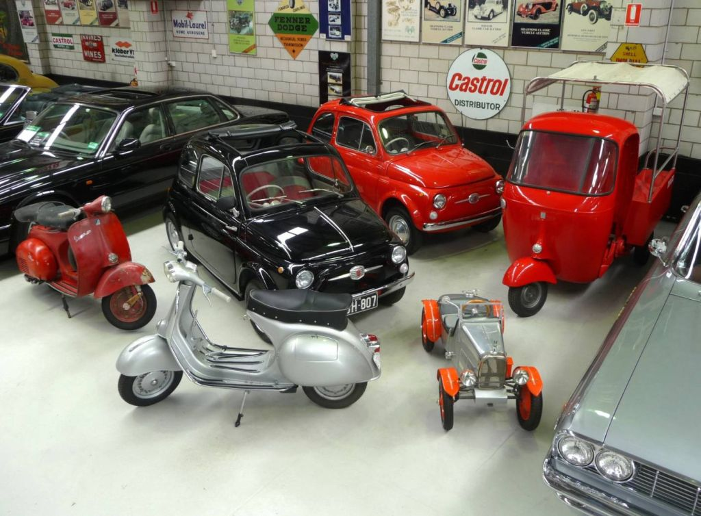 Shannons Melbourne Holding Little Italy Auction - autoevolution