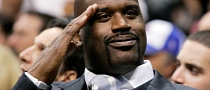 Shaquille O'Neal Accused of Tracking Ex-Wife's Car