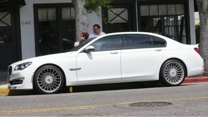 Sharon Osbourne Drives A Bmw 7 Series Alpina After Selling