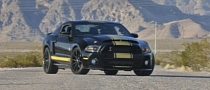 Shelby 50th Anniversary Edition Mustangs Launched