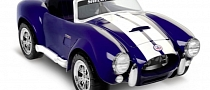 Shelby Cobra 427 To Return... As Kid Sized Electric Car
