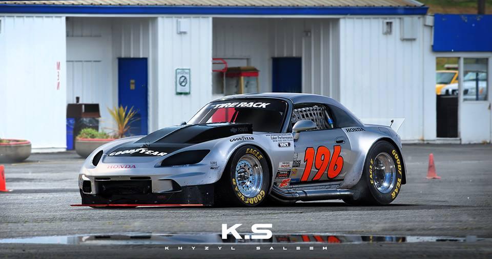 Shelby Cobra Meets Honda S2000 in Brutal Drag Racing ...