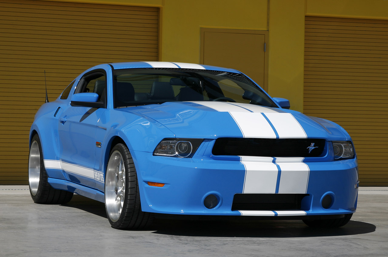 All Types 2010 mustang shelby : Shelby Details 2010-2014 Mustang Widebody Kit - autoevolution