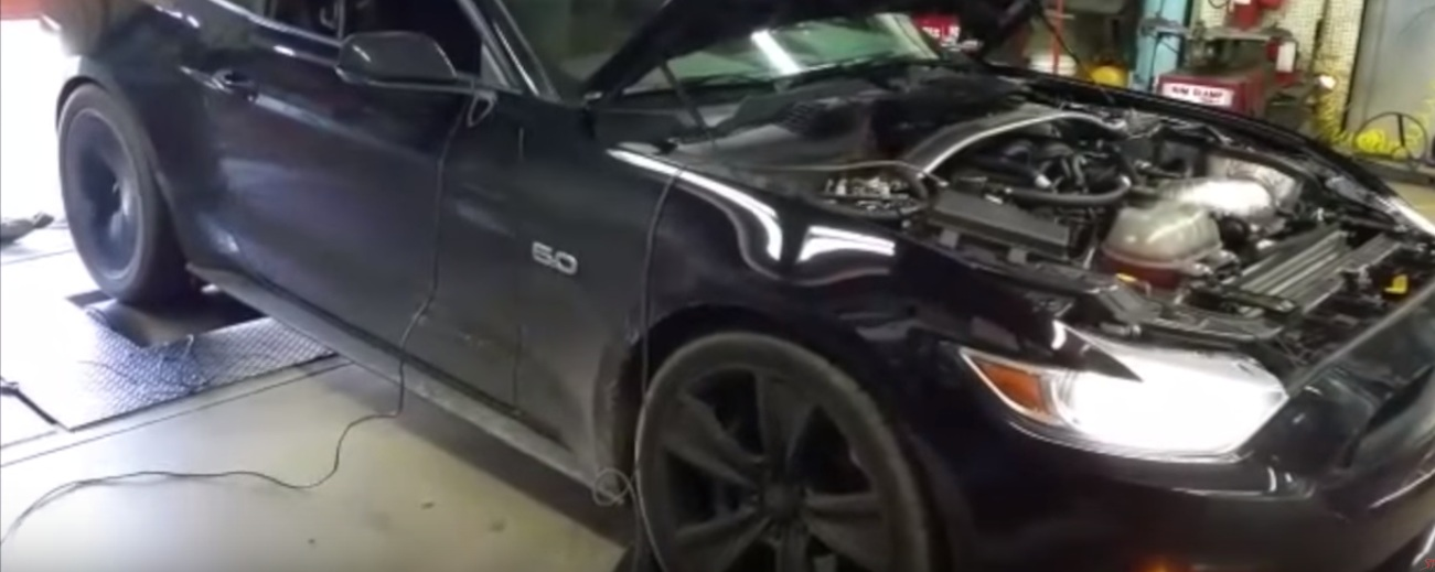 Shelby GT350 Intake Installed on 2015 Mustang GT, Here's What ...