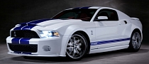Shelby GT500 Gets Galpin Widebody Kit