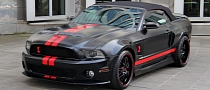 Shelby GT500 Gets Super Venom Treatment from Anderson Germany