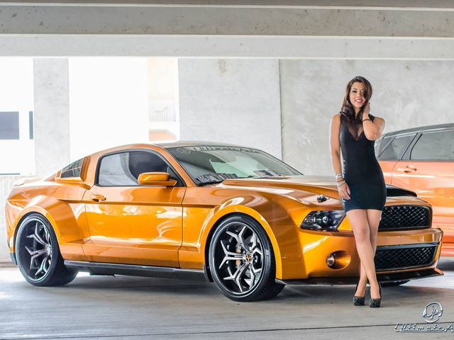 Shelby GT500 Super Snake by Ultimate Auto [Photo Gallery]