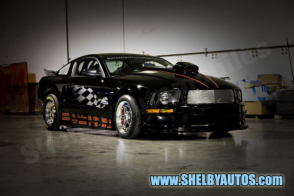 Shelby GT500 Super Snake Drag Racing Package Develops 800 ...