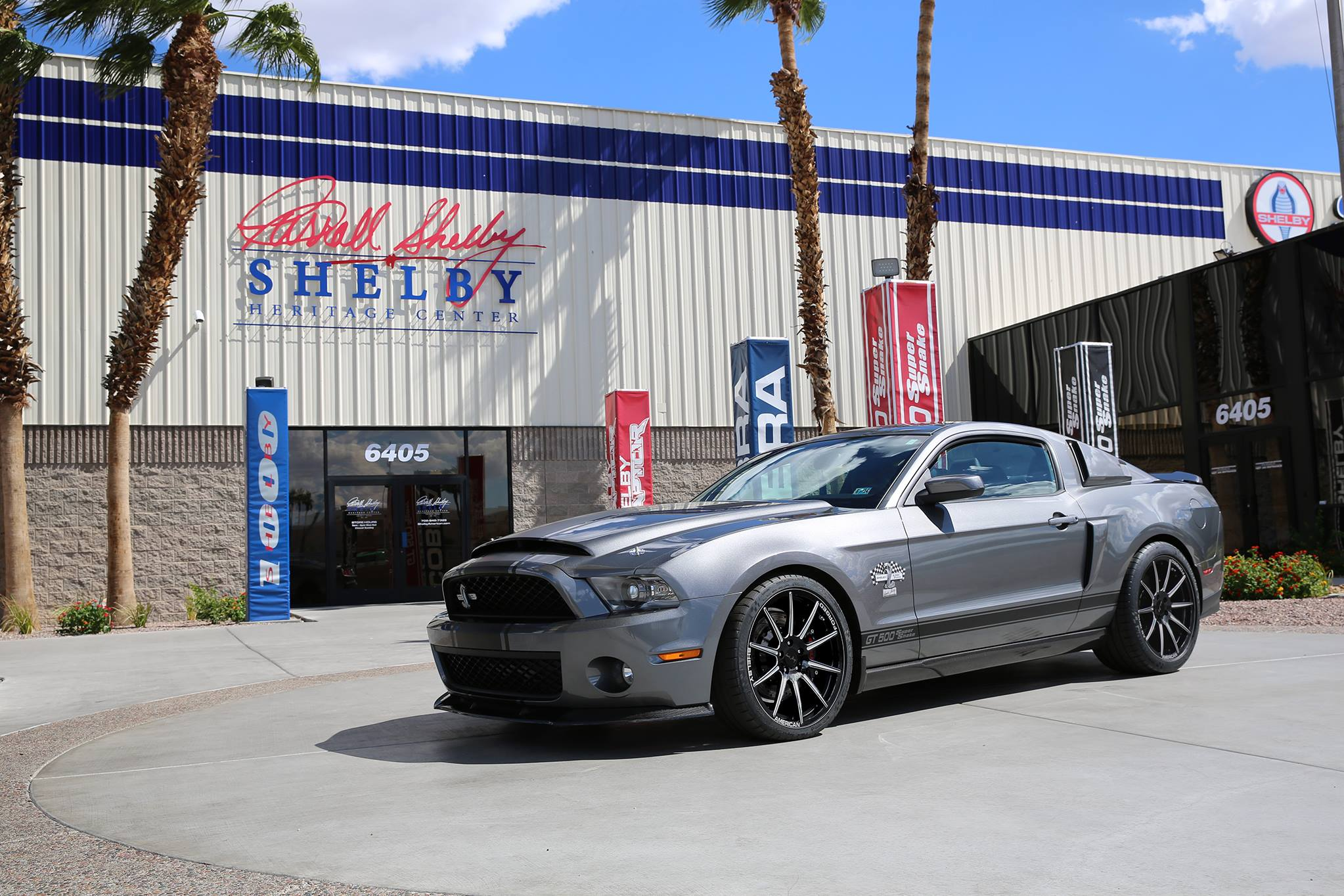 Shelby gt500 super snake gets the signature edition treatment limited to 50 examples