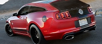 Shelby GT500 Super Snake Shooting Brake Anyone?