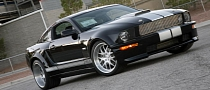 Shelby Introduces Wide Body Kits for 2005-2009 Mustang