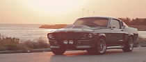Real Shelby Mustang GT500 Eleanor Shows Off [Video]