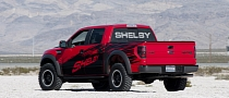 Shelby Raptor is the Ultimate Muscle Truck [Photo Gallery]