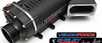 Shelby Supercharger Kit Adds 300 HP to Mustang GT500