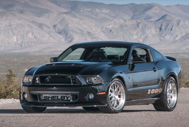 Shelby Unveils The World's Most Powerful Production Musclecar