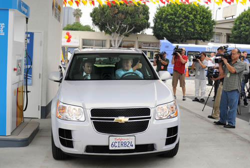 Shell opens new ny hydrogen station for Shell driveway calculator