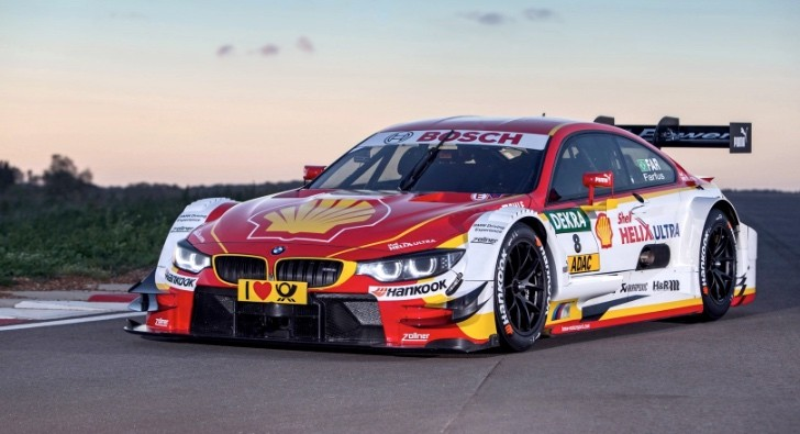 Shell Will Have Its Own Bmw M4 Dtm Car This Season Autoevolution