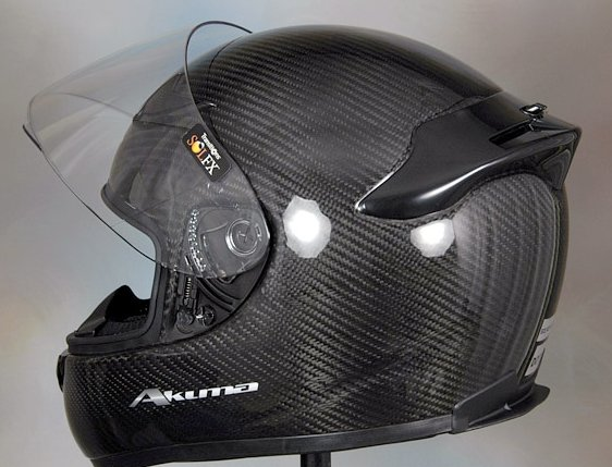 6cf3cb64 All riders know how hard it is to carry two visors with them when riding,  due to the fast changing light conditions. Sometimes neither a clear visor  nor a ...