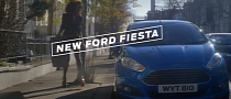 Shingai Shoniwa Drives New Ford Fiesta for a Day [Video]