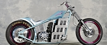 "Shiun ""Choppers Forever"", the Electric Chopper Is Here [Photo Gallery]"