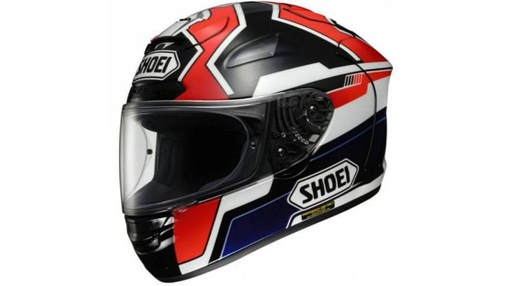 Shoei Launches X-Spirit II Replica Marc Márquez 2013 Helmet