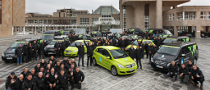 Shots Fired: Mercedes-Benz F-CELL World Drive Begins