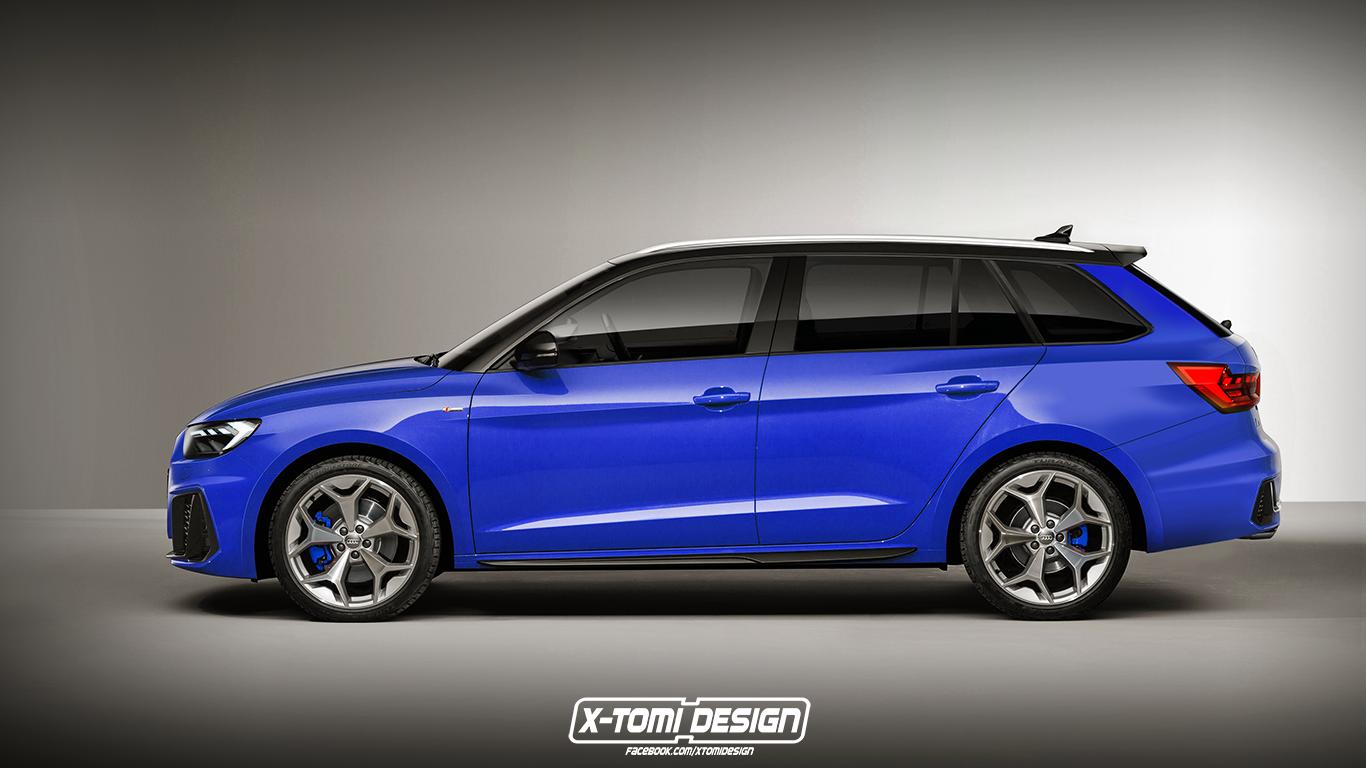 Should Audi Build This A1 Avant