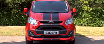 Showing the New Ford Transit Some Love [Video]
