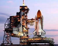 The second to last shuttle mission to take off on April 29